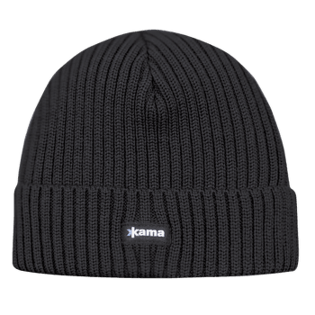 A12 Knitted Hat black