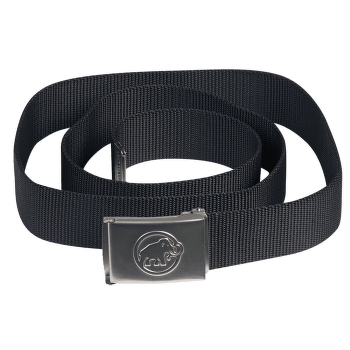Logo Belt (1090-01611) black 0001