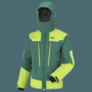 Cosmic Couloir GTX Jacket Men JASPER GREEN/ACID GREEN