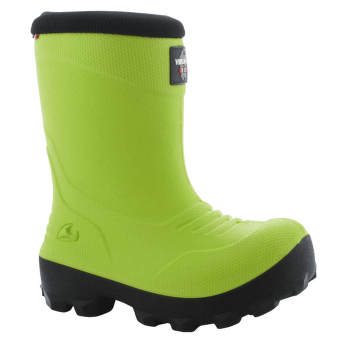 Frost Fighter lime/black