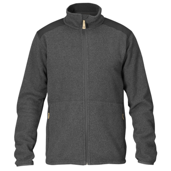 Sten Fleece Dark Grey