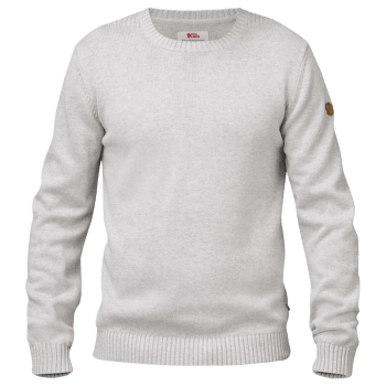 Ovik Knit Crew Men Light Grey