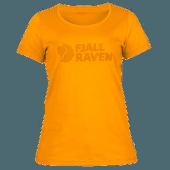 Logo T-Shirt Women (89572) Campfire Yellow