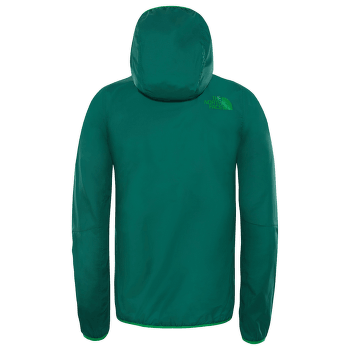 Drew Peak Windwall Jacket Men NIGHT GREEN