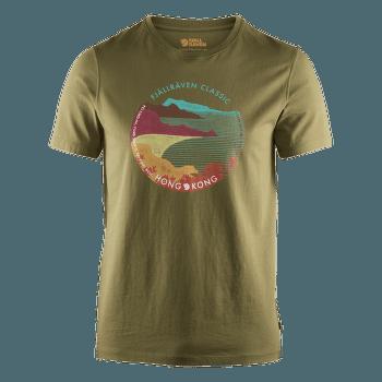 Classic HK T-Shirt Men Green