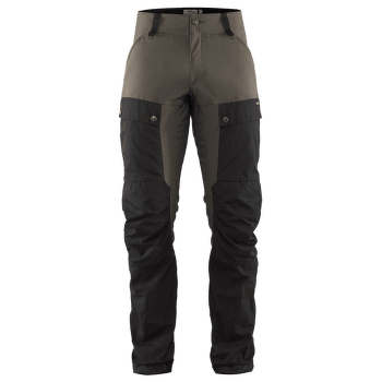 Keb Trousers Long Men (85656) Black-Stone Grey