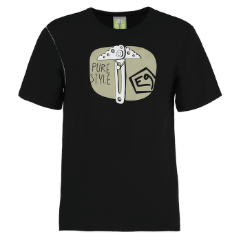 Pure T-shirt Men BLACK-999