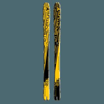 Altavia LS Ski (99S) Black/Yellow