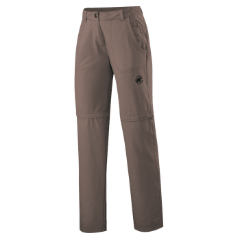 Hiking Zip Off Pants Women oak 7183