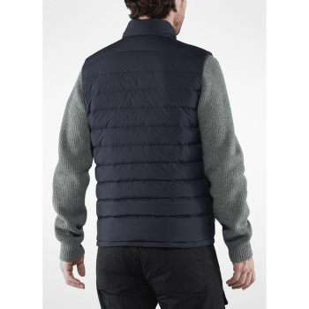 Greenland Down Liner Vest Men Night Sky