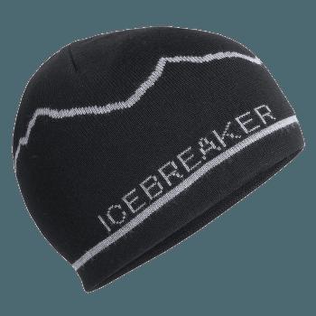 Adult Icebreaker Beanie Mt. Cook Black