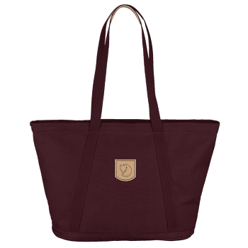 Totepack No.4 Wide Dark Garnet