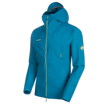 Aenergy Pro SO Hooded Jacket Men sapphire 50226