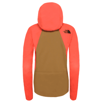 Purist Jacket Women RADIANTORANGE/BRITSHKHAKI