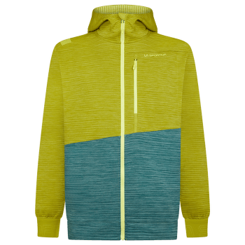 Training Day Hoody Men Kiwi/Pine