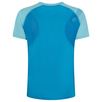 Catch T-Shirt Women Neptune/Pacific Blue