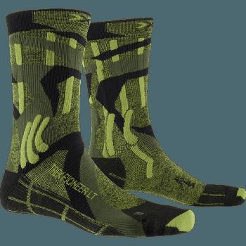 Trek Pioneer LT Socks Forest Green-Camo