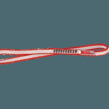 Popruhové smyčky otevřené dyneema (10 mm) červená 591