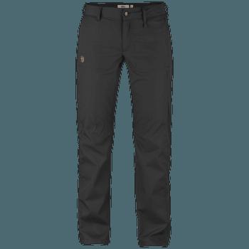Abisko Shade Trousers Women Dark Grey