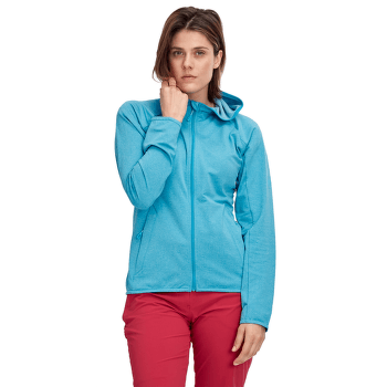 Nair ML Hooded Jacket Women peacoat melange