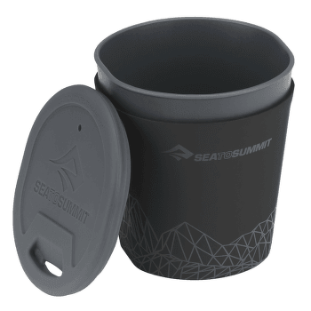 Delta Light Insulmug Grey