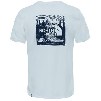 SS Redbox Celebration Tee Men TNF WHITE/URBAN NAVY