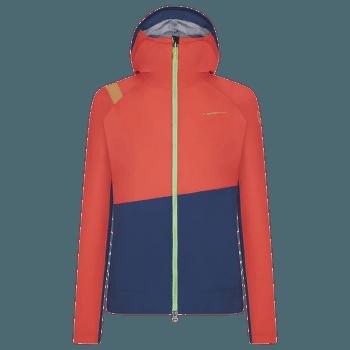 Thema Gtx Jacket Women Hibiscus/Opal