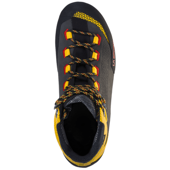 Trango Tech Leather GTX Men Black/Yellow 999100