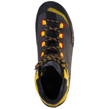 Trango Tech Leather GTX Men Black/Yellow 999100