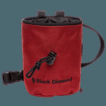 Mojo Chalk Bag Dark Crimson