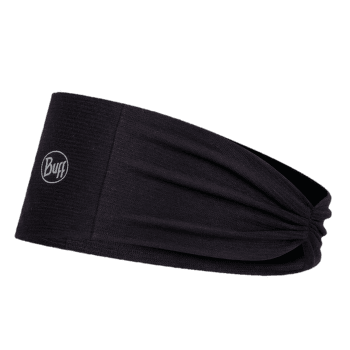 CoolNet UV+® Tapered Headband SOLID BLACK