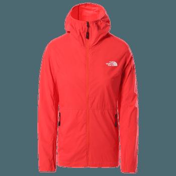 Circadian Wind Jacket Women Horizon Red-TNF Black