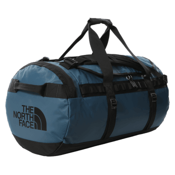 Base Camp Duffel - M (3ETP) Monterey Blue-TNF Black