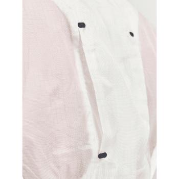 Pro Hypervent Jacket Women bílo-šedá