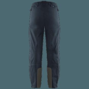 Bergtagen Eco-Shell Trousers Women Mountain Blue