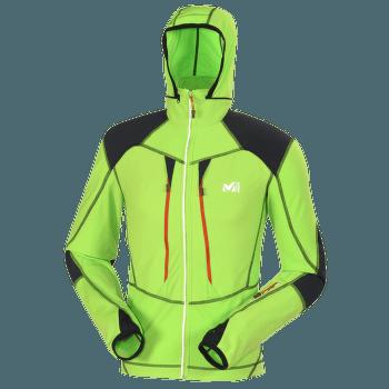 Pierra Ment Jacket Men ACID GREEN/NOIR