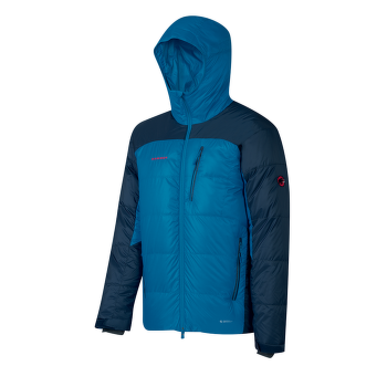 Ambler Hooded Jacket Men (1010-15510) dark cyan-marine 5755