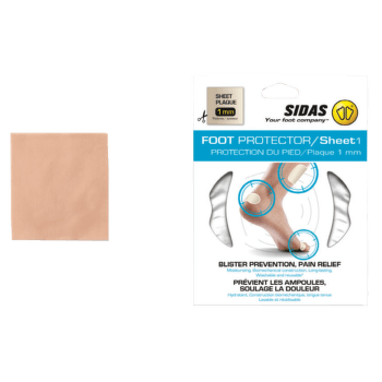 Foot Protector Sheet 1mm
