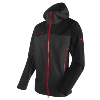 Convey Jacket Men graphite-black 0126