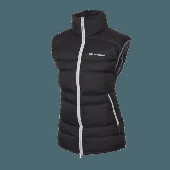 Kamet Vest II Women Black/grey