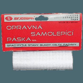 Opravná samolepící páska white