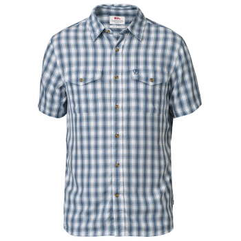 Abisko Cool Shirt SS Men Lake Blue