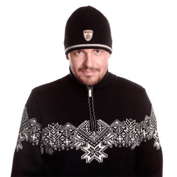 AW54 Windstopper Knitted Hat black