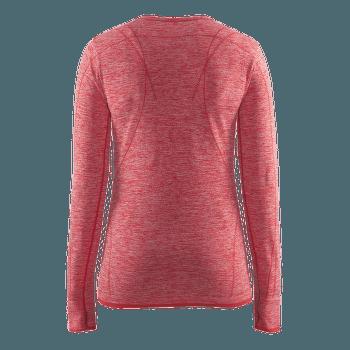 Active Comfort Tee RN LS Women B452 Poppy