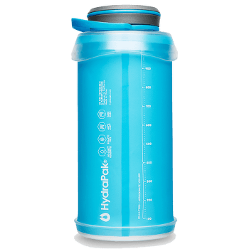 Stash Bottle 1 l Mammoth Grey