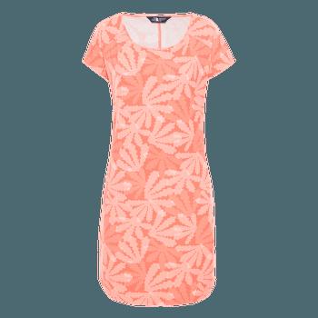 Loasis Tee Dress Women SPICED CORAL MULTI BT PRT