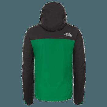 Mountain Light II Shell Jacket Men ASPHALT GRY/PRIMARY GREEN