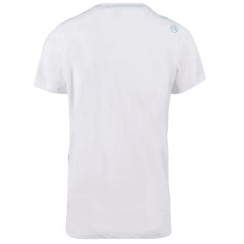 Landscape T-Shirt Men White