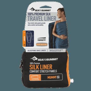 Silk Liner Eucalyptus Green