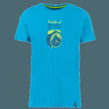 Calling T-Shirt Men Tropic Blue